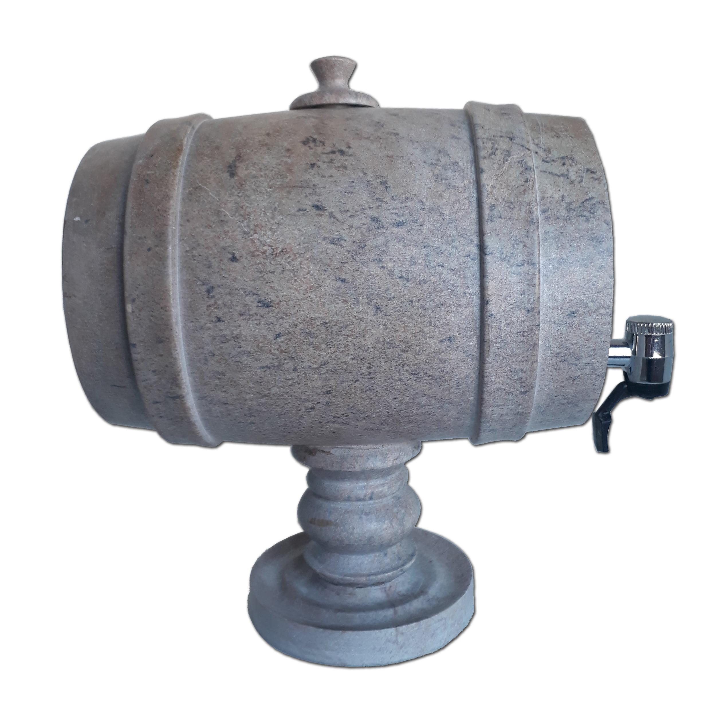 Barril Para Cachaça em Pedra sabão