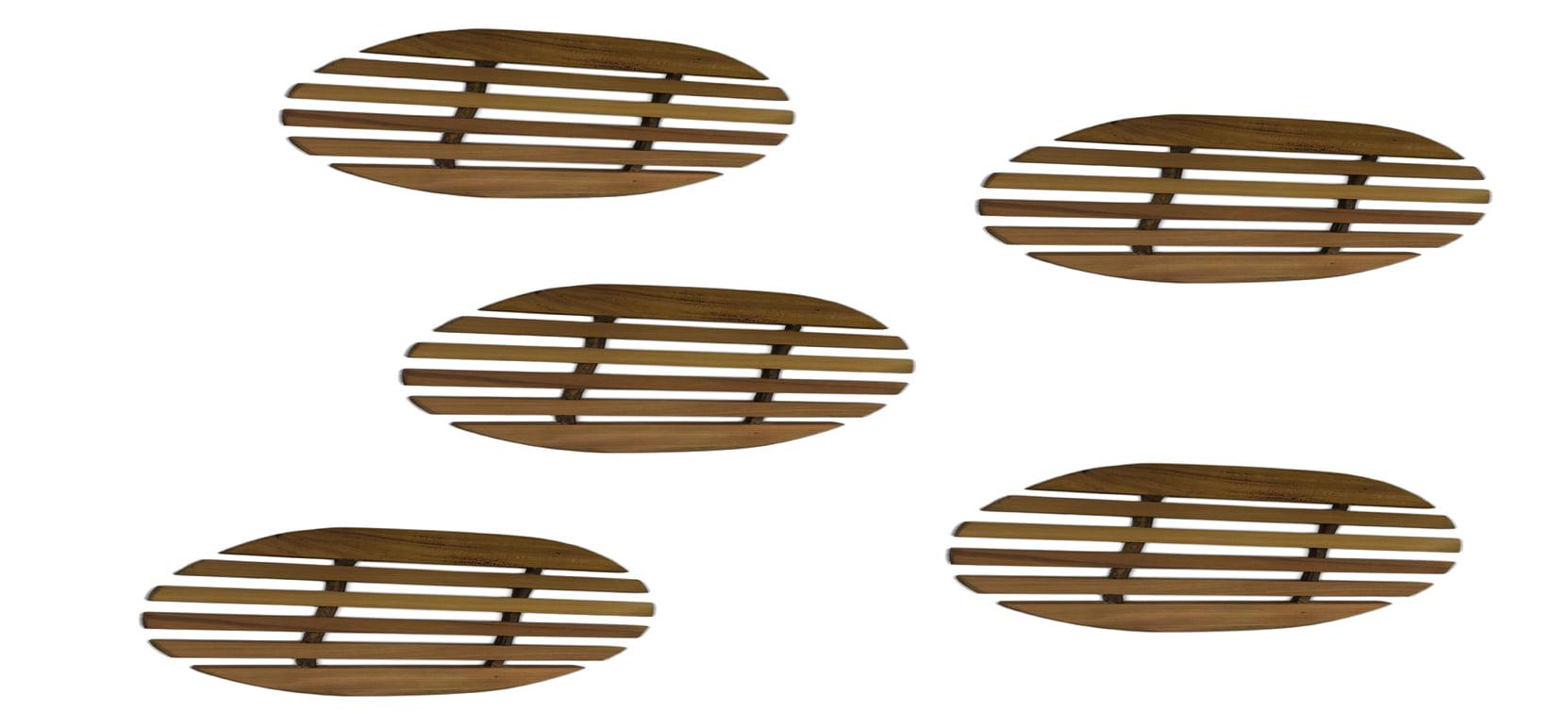 Suporte de madeira  para panelas,grelhas e formas