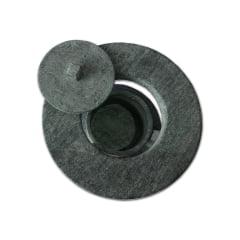 Rechaud em pedra sabão ou fogareiro