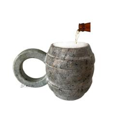 Caneca Chopp De Cerveja de  Pedra Sabão 500 ml  Maravilhosa