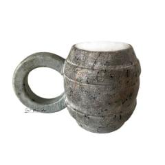 Caneca chopp em pedra sabão