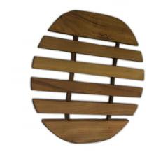 KIT com 20 suporte de madeira para panelas,formas e grelhas