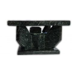 Rechaud ou fogareiro de Pedra sabão Quadrado