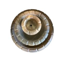 Fonte cascata para jardim de pedra sabão