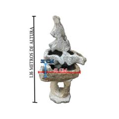 Fonte Rustica em pedra sabão cod:1
