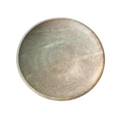 Fruteira classica de pedra sabão natural