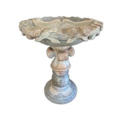 Pia batismal grande e linda de pedra sabão