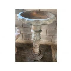 Pia Batismal Ou Fonte De Batismo De Pedra Sabão