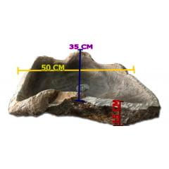 Pia Rustica em Pedra Sabão
