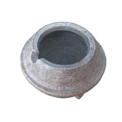 Pimenteira caldeirão de pedra sabão