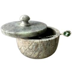 Pimenteira natural de pedra sabão
